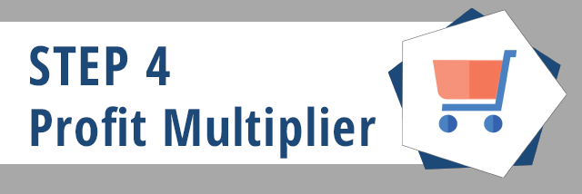 eCommerce Step 4 - Profit Multiplier