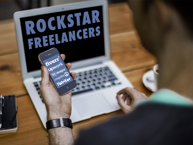 5 Places to Find ROCKSTAR Freelancers