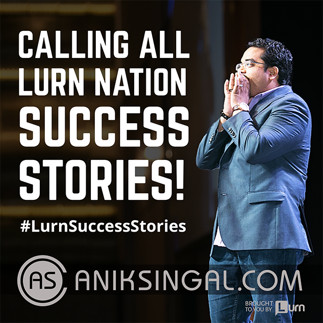 Calling All Success Stories