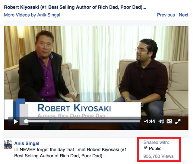 My Day with Robert Kiyosaki