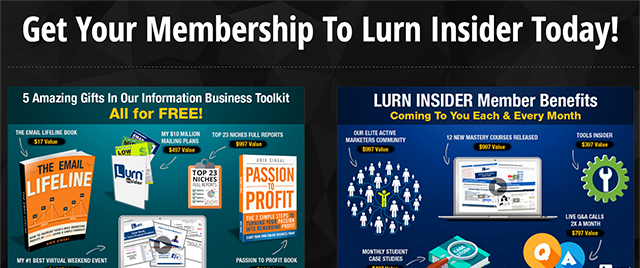 Join LurnInsider Today!