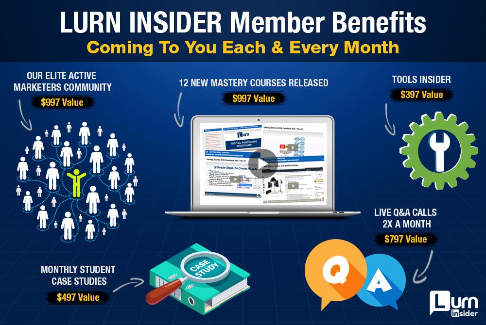 Insider Benefits