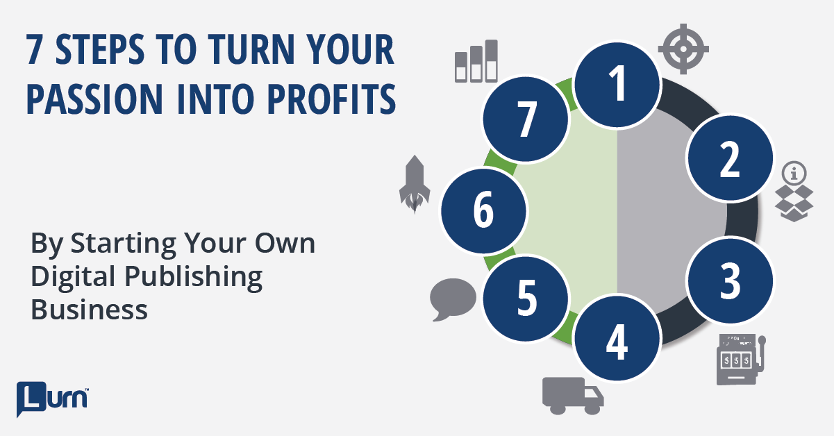 7 Steps To Turn Your Passion Into Profit
