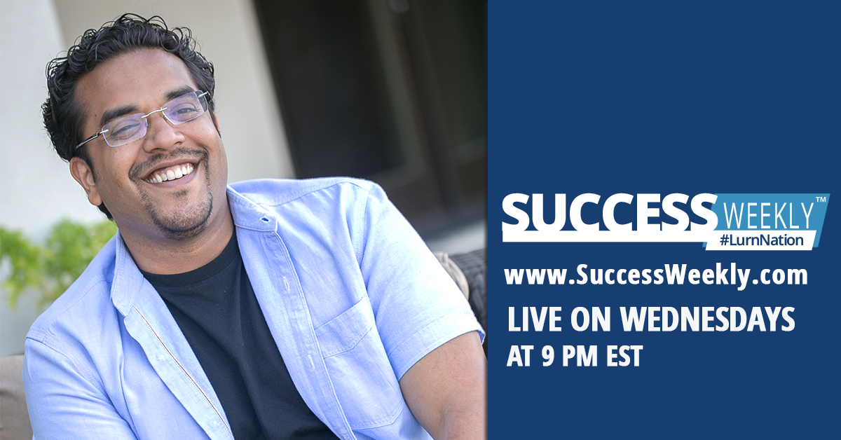 Success Weekly - Get Registered!