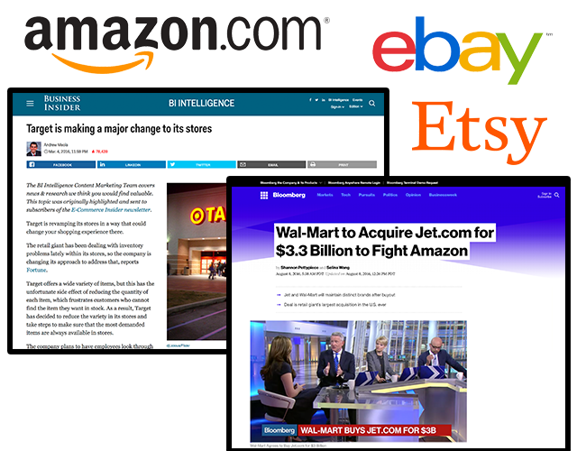 eCommerce Stores & In the News