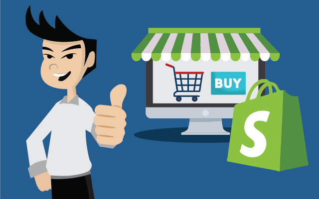 For beginners, I recommend Shopify for eCommerce